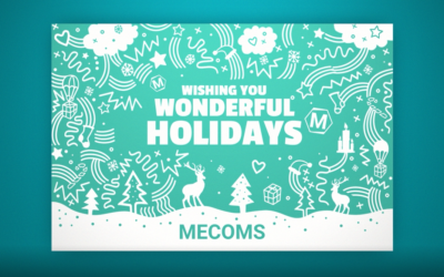 MECOMS Greeting Card 2020