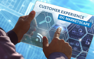 Customer experience MAgangement for Utilities. IDC report